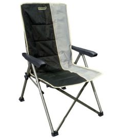 Quest Autograph Cumbria Chair - Black & Grey