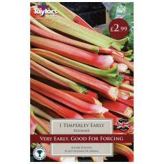 Rhubarb Timperley Early - GC-TAYLORS