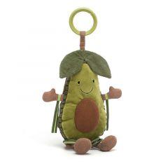 Jellycat Amuseable Avocado Activity Toy