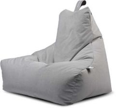 Mighty Pastel B Bag - Grey - Extreme Lounging