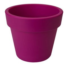 Elho Green Basics Top Planter 40cm - Cherry Red