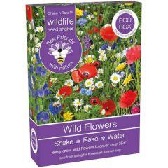 Bee Friends Wild Flowers Seed Shaker 15g