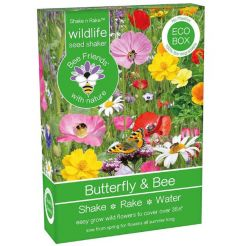 Bee Friends Butterfly & Bee Shaker 15g