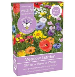 Bee Friends Meadow Garden Seed Shaker 15g
