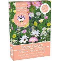 Bee Friends Pastel Garden Seed Shaker 15g