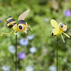 Bees Loony Stakes - Smart Garden