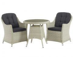 Chatsworth 80cm Bistro Set