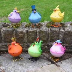 Bobbly Birds - Smart Garden