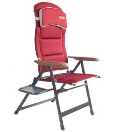 Quest Bordeaux Pro Deluxe Easy Chair With Side Table