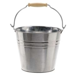 Galvanised Bucket 10L - Smart Garden