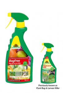 Neudorff BugFree - Bug and Larvae Killer - 750ml