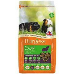 Burgess Excel Guinea Pig 2kg