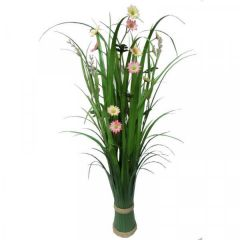 Faux Bouquet – Blushing Blossom 90 cm - Smart Garden