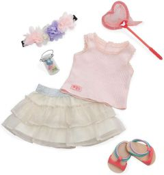 A Butterfly Moment Outfit - Our Generation