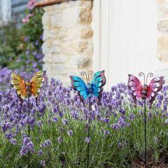 Bella Butterfly Stakes - Smart Garden