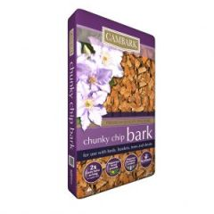 Cambark chunky chip bark 60L bag