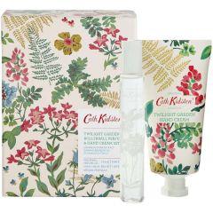 Cath Kidston Twilight Rollerball Perfume & Hand Cream Set