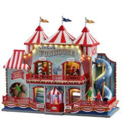 Lemax Circus Funhouse