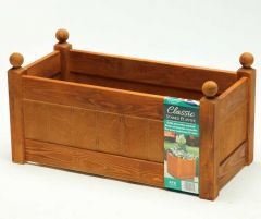 "AFK Classic Trough (26"") 660mm - Beech stain"