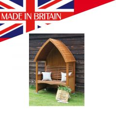 AFK Cottage Arbour in Beech Stain
