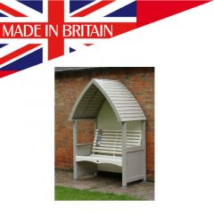 AFK Cottage Arbour in Heritage Mushroom & Cream
