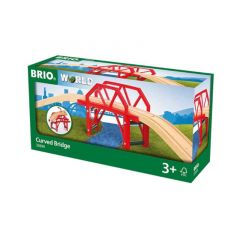 Curved Bridge - BRIO