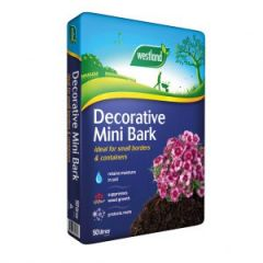 Westland Decorative Mini Bark 50L bag