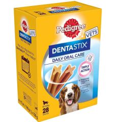 Pedigree Dentastix Medium - 28 Pack
