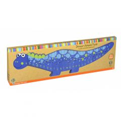 Dinosaur Alphabet Puzzle - Orange Tree Toys