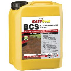 EASY Seal Block & Concrete Sealer 5L - Azpects