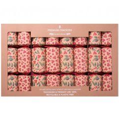Premium Eco Christmas Crackers 8 Pack - RSW