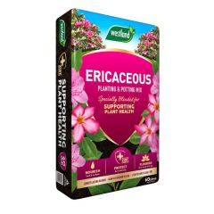 Westland ericaceous planting & potting mix 60L bag for acid-loving plants