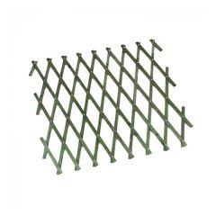 Heavy Duty Expanding Trellis - Green 1.8 x 0.6m - Smart Garden
