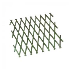Heavy Duty Expanding Trellis - Green 1.8 x 0.9m - Smart Garden