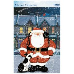 Advent Calendar - Father Christmas
