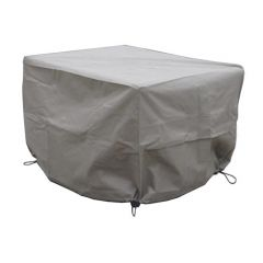 Mini Casual Dining Table Cover - Khaki