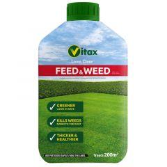 Vitax Feed & Weed - 200 sq.m.
