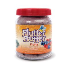 Flutter Butter Fruity Peanut Butter for Birds