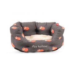 Fox Hollow Oval Bed Medium - Zoon