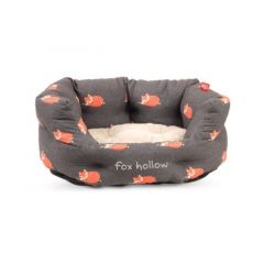 Fox Hollow Oval Bed Large - Zoon