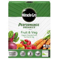 Miracle-Gro Performance Organics  Fruit & Veg Plant Food 1kg