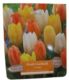 Beautiful Gardens Fruit Cocktail 15 Pack - Kapiteyn