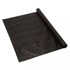 G100 Woven Anti-Weed Fabric 1 x 15m - Smart Garden