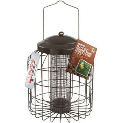Gardman Heavy Duty Squirrel Proof Peanut Feeder