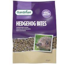 Gardman Hedgehog Bites - 650g