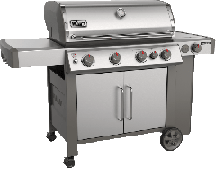 Weber Genesis® II SP-335 GBS Gas Barbecue - Stainless Steel