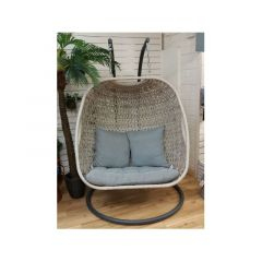 Supremo Genoa Double Hanging Cocoon Chair