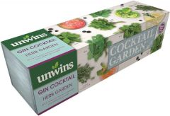 Unwins Gin Cocktail Garden Kit