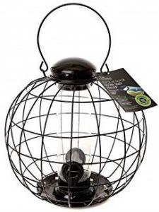 Tom Chambers Flick 'N' Click Globe Seed Feeder