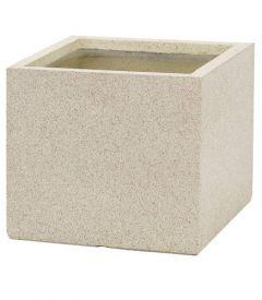 Apta Granito Beige Cube 23cm